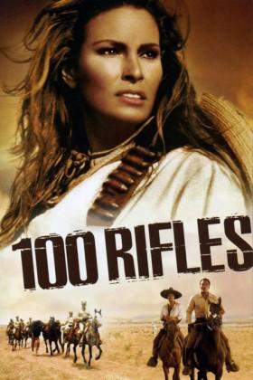 """<a href=""""https://www.artemismotionpictures.com/artemis_titles/100-rifles/"""">100 Rifles</a>"""